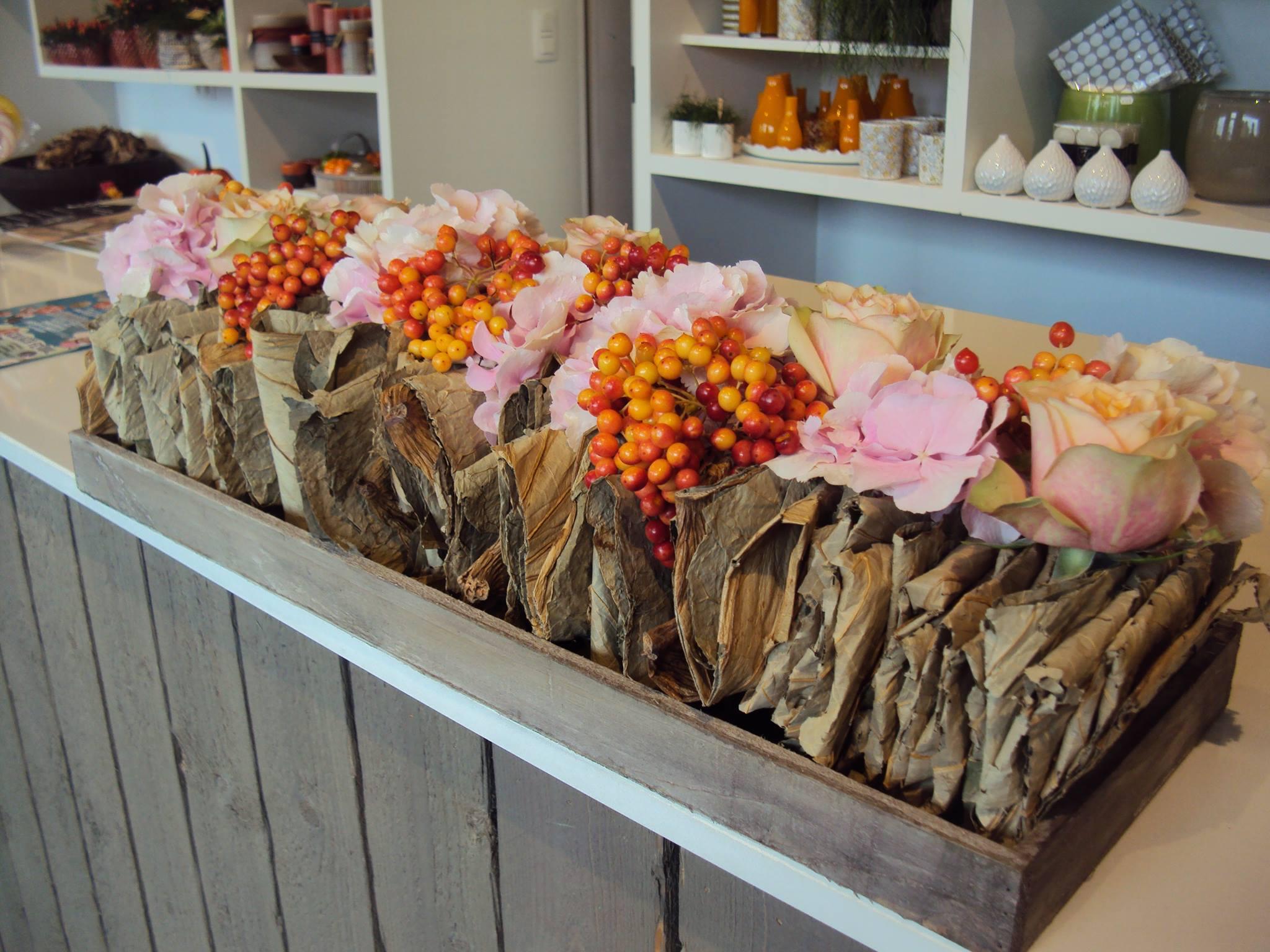 Bloemen decoratie puurfleur for Interieur decoratie artikelen